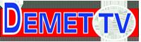 Logo Demet TV